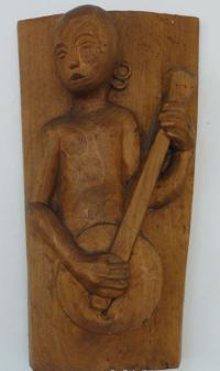 Georgette Klein Skulptur früh