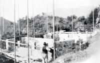 Tentori an der Arbeit (1932)